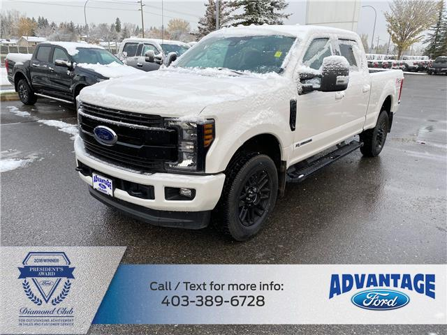 2019 Ford F-350 Lariat (Stk: L-576A) in Calgary - Image 1 of 26
