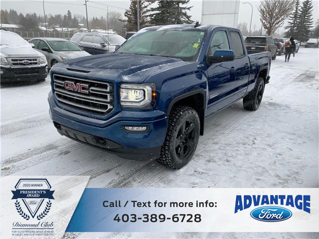 2018 GMC Sierra 1500 Base (Stk: L-1456A) in Calgary - Image 1 of 23