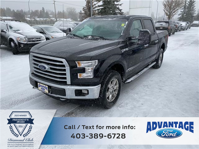 2015 Ford F-150 XLT (Stk: L-991A) in Calgary - Image 1 of 24
