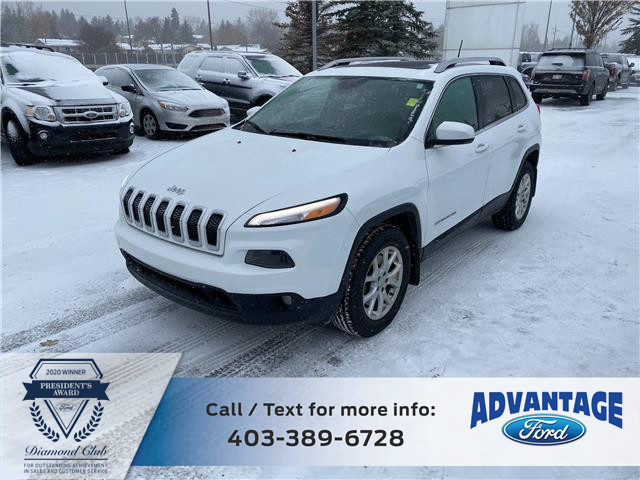 2016 Jeep Cherokee North (Stk: L-526A) in Calgary - Image 1 of 25
