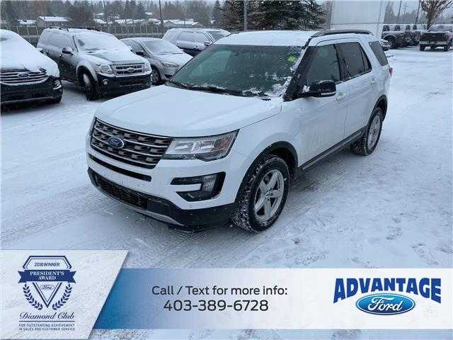 2016 Ford Explorer XLT (Stk: L-1269A) in Calgary - Image 1 of 22