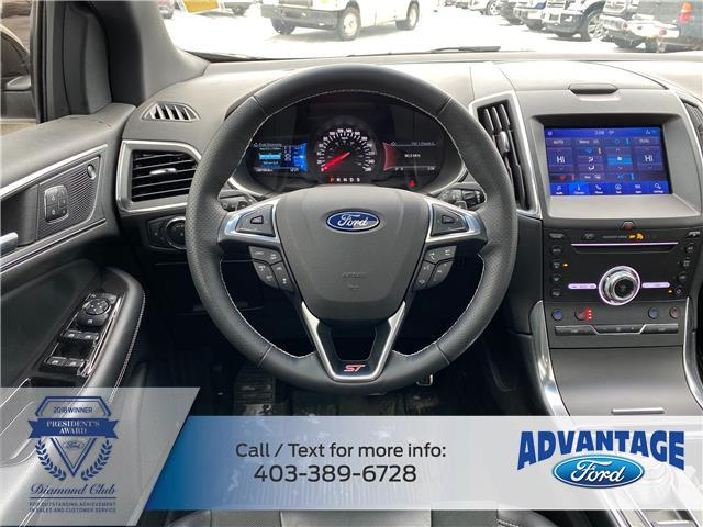 2019 Ford Edge ST (Stk: L-1289A) in Calgary - Image 1 of 21