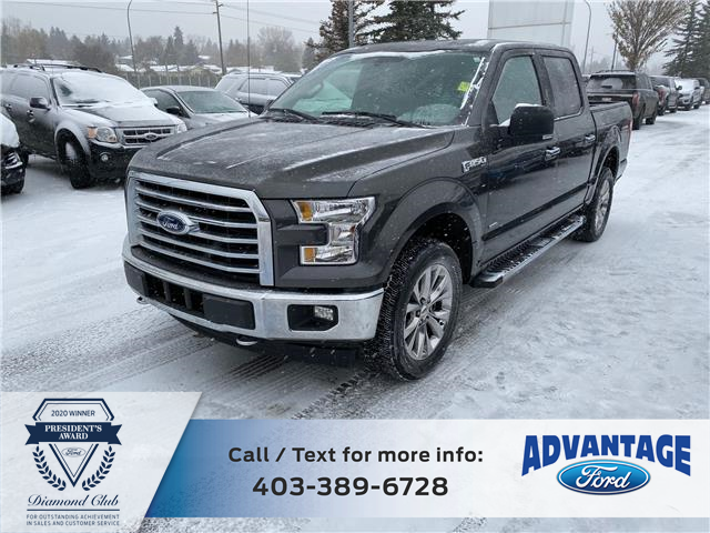 2017 Ford F-150 XLT (Stk: L-971A) in Calgary - Image 1 of 20