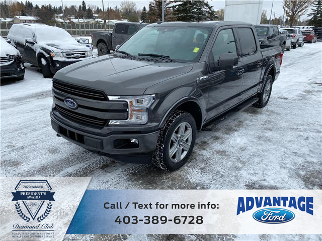 2018 Ford F-150  (Stk: L-1379A) in Calgary - Image 1 of 21