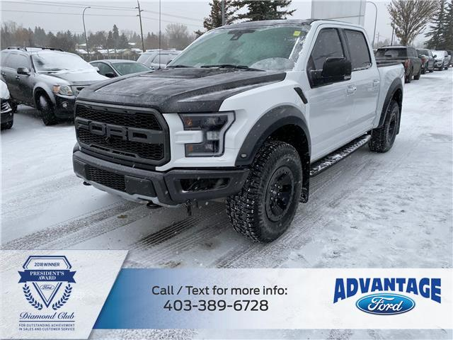 2018 Ford F-150 Raptor (Stk: L-1384A) in Calgary - Image 1 of 27