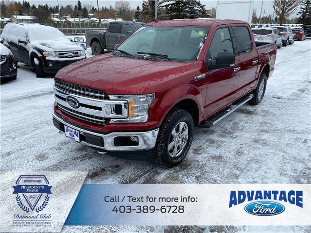 2018 Ford F-150 XLT (Stk: L-1444A) in Calgary - Image 1 of 21