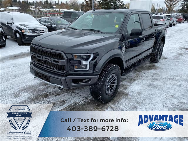 2019 Ford F-150 Raptor (Stk: L-383A) in Calgary - Image 1 of 23
