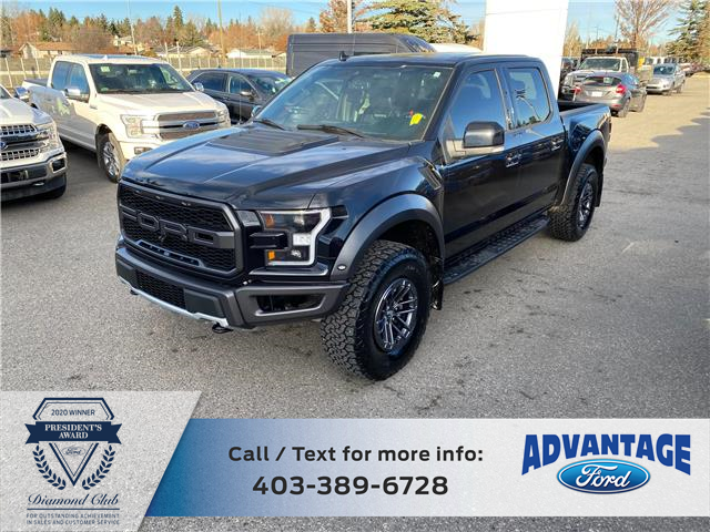 2019 Ford F-150 Raptor (Stk: L-1224A) in Calgary - Image 1 of 21