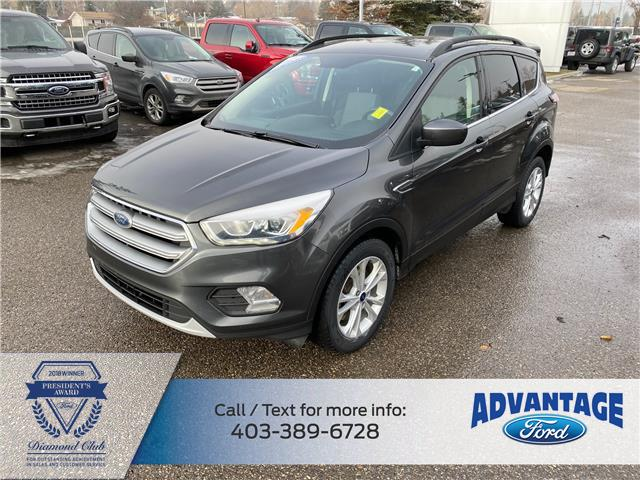 2017 Ford Escape SE (Stk: L-114A) in Calgary - Image 1 of 24
