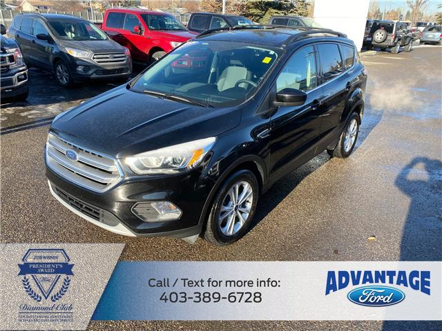 2017 Ford Escape SE (Stk: L-1258A) in Calgary - Image 1 of 23