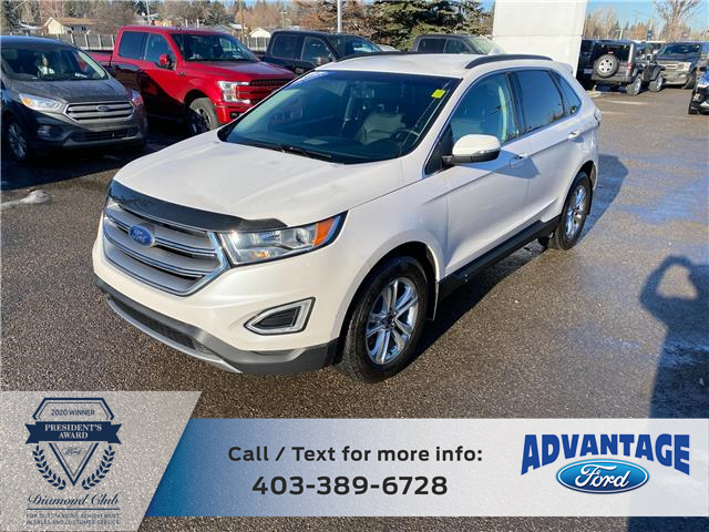 2018 Ford Edge SEL (Stk: L-1468A) in Calgary - Image 1 of 25