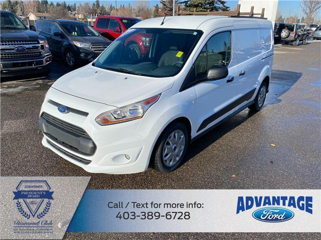 2017 Ford Transit Connect XLT (Stk: L-1538A) in Calgary - Image 1 of 24