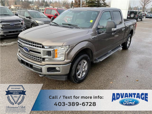 2018 Ford F-150 XLT (Stk: T23485) in Calgary - Image 1 of 25