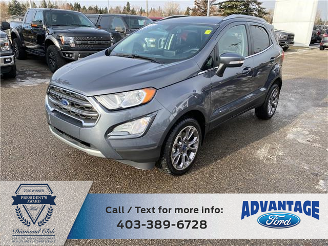 2019 Ford EcoSport Titanium (Stk: L-1426A) in Calgary - Image 1 of 25