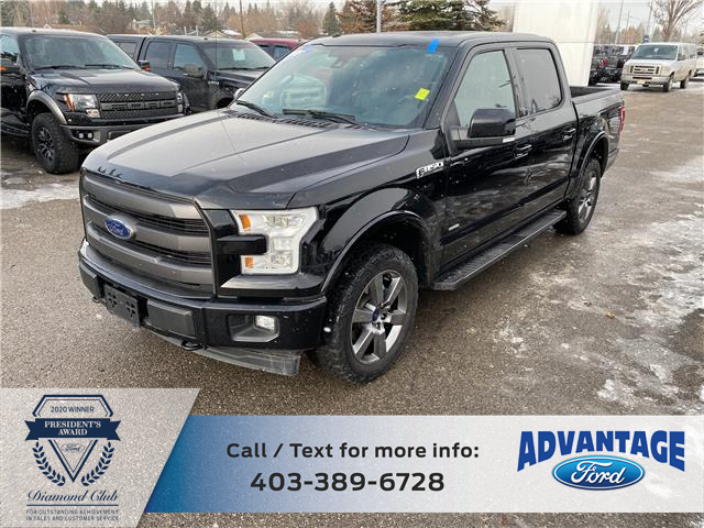 2017 Ford F-150 Lariat (Stk: T23515) in Calgary - Image 1 of 27