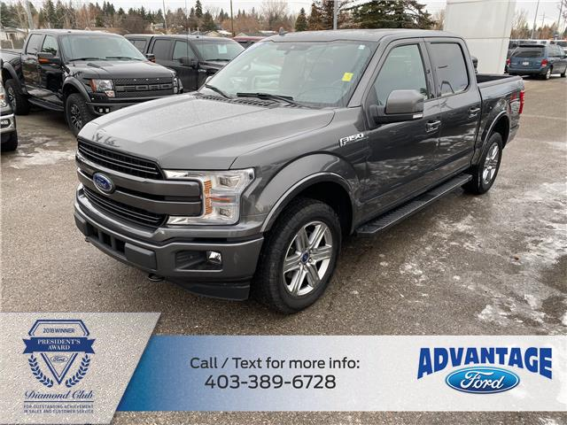 2018 Ford F-150 Lariat (Stk: T23622) in Calgary - Image 1 of 25
