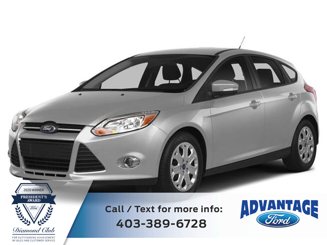 2014 Ford Focus SE (Stk: L-1214B) in Calgary - Image 1 of 10