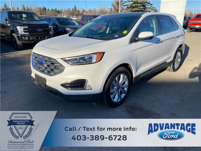 2020 Ford Edge Titanium (Stk: 5773) in Calgary - Image 1 of 27