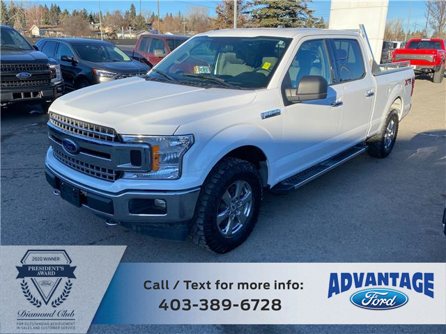 2018 Ford F-150 XLT (Stk: L-1449A) in Calgary - Image 1 of 24