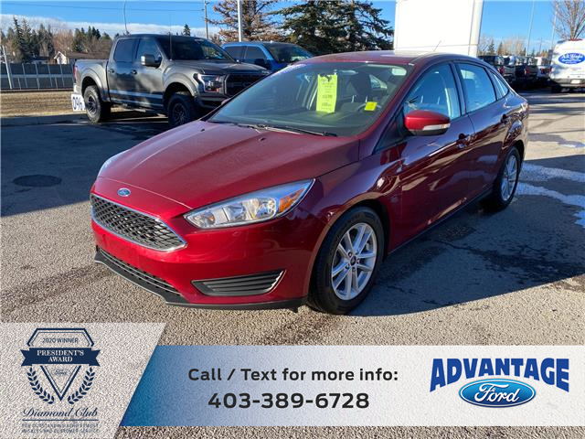 2017 Ford Focus SE (Stk: L-425A) in Calgary - Image 1 of 23
