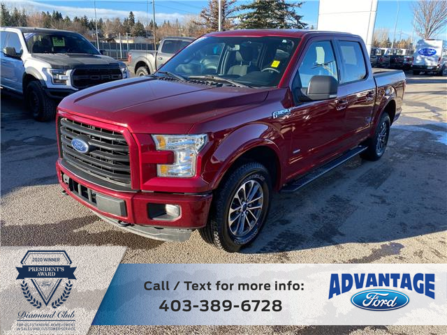 2016 Ford F-150 XLT (Stk: L-1207A) in Calgary - Image 1 of 25