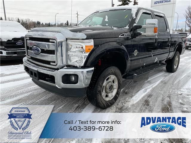 2015 Ford F-250 XLT (Stk: L-1305A) in Calgary - Image 1 of 24