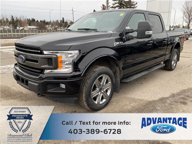 2018 Ford F-150 XLT (Stk: L-1142A) in Calgary - Image 1 of 26
