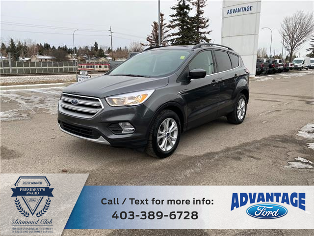 2018 Ford Escape SE (Stk: L-1577A) in Calgary - Image 1 of 21