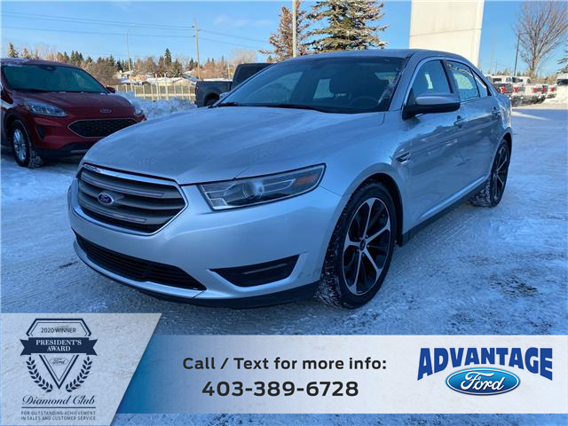 2015 Ford Taurus SEL (Stk: 5782) in Calgary - Image 1 of 23