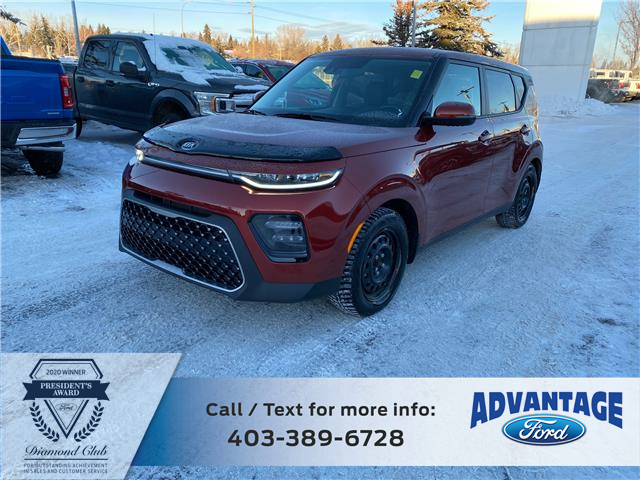 2020 Kia Soul GT-Line Limited (Stk: L-529A) in Calgary - Image 1 of 21