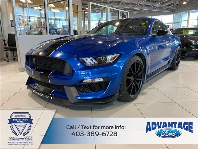 2018 Ford Shelby GT350 Base (Stk: L-1251A) in Calgary - Image 1 of 24