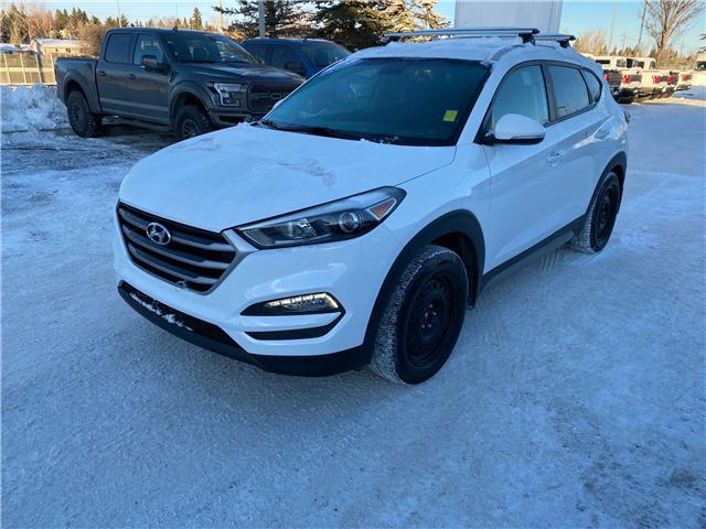 2017 Hyundai Tucson Premium (Stk: L-1546C) in Calgary - Image 1 of 23