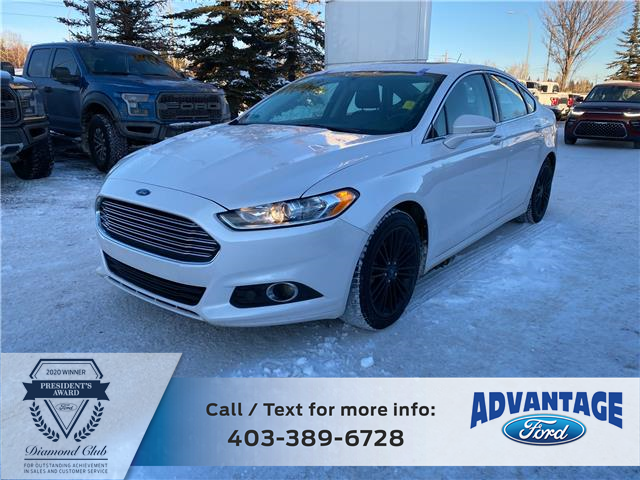 2016 Ford Fusion SE (Stk: L-1572C) in Calgary - Image 1 of 24