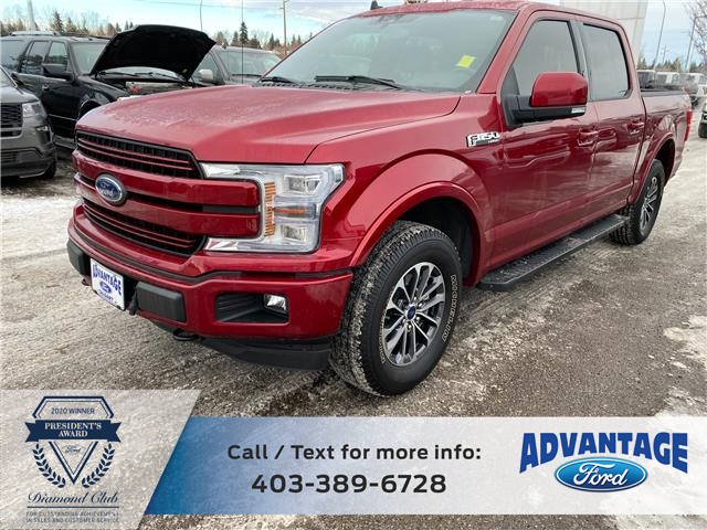 2019 Ford F-150  (Stk: 5790) in Calgary - Image 1 of 25