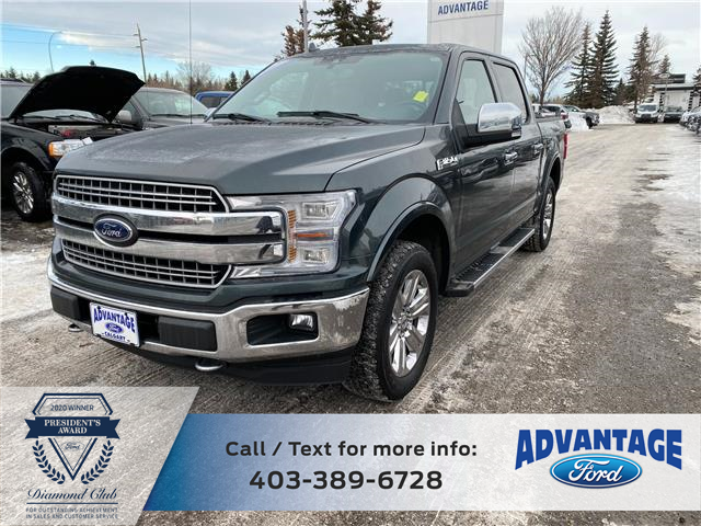 2018 Ford F-150  (Stk: 5789) in Calgary - Image 1 of 24