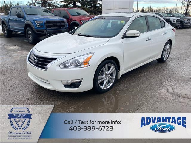 2013 Nissan Altima 3.5 SL (Stk: L-1591A) in Calgary - Image 1 of 25