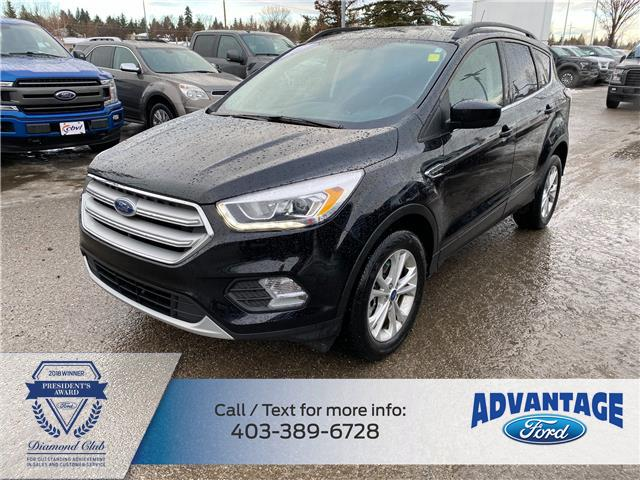 2018 Ford Escape SEL (Stk: T23650) in Calgary - Image 1 of 23