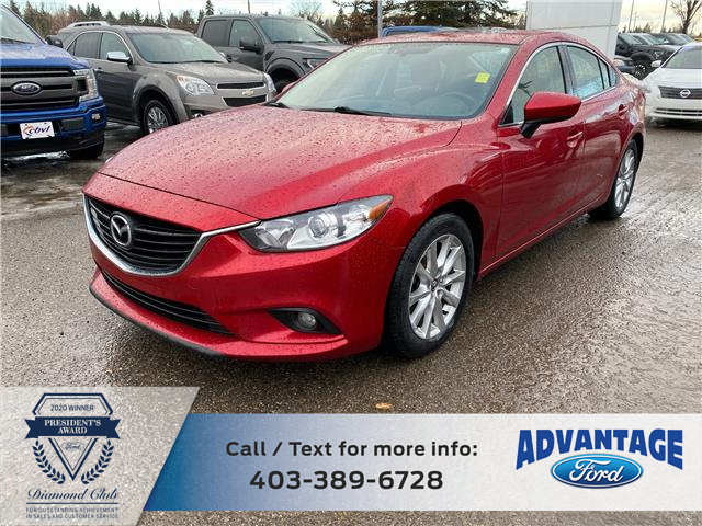2014 Mazda MAZDA6 GS (Stk: L-1448B) in Calgary - Image 1 of 25