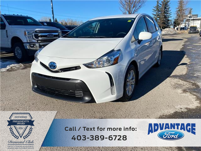 2018 Toyota Prius v Base (Stk: 5789A) in Calgary - Image 1 of 20