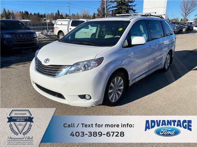 2013 Toyota Sienna XLE 7 Passenger (Stk: L-1609B) in Calgary - Image 1 of 24