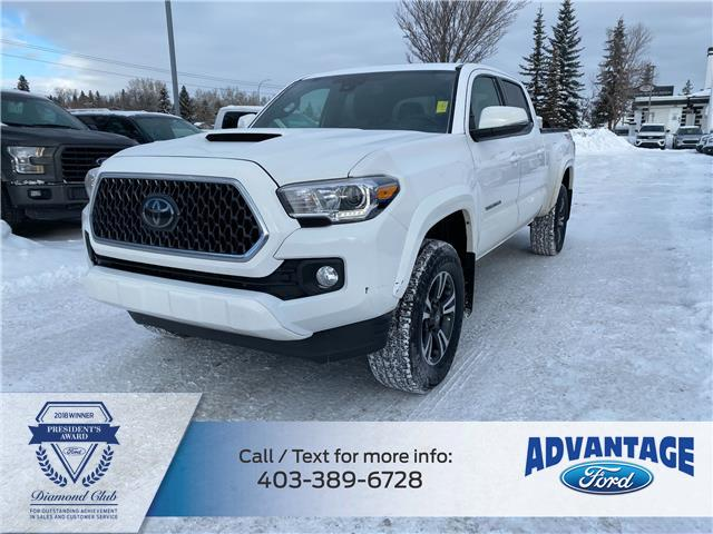 2018 Toyota Tacoma SR5 (Stk: L-1630A) in Calgary - Image 1 of 24