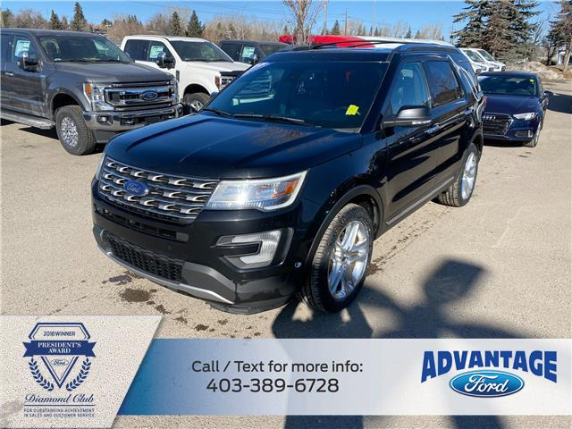 2017 Ford Explorer Limited (Stk: M-215A) in Calgary - Image 1 of 25
