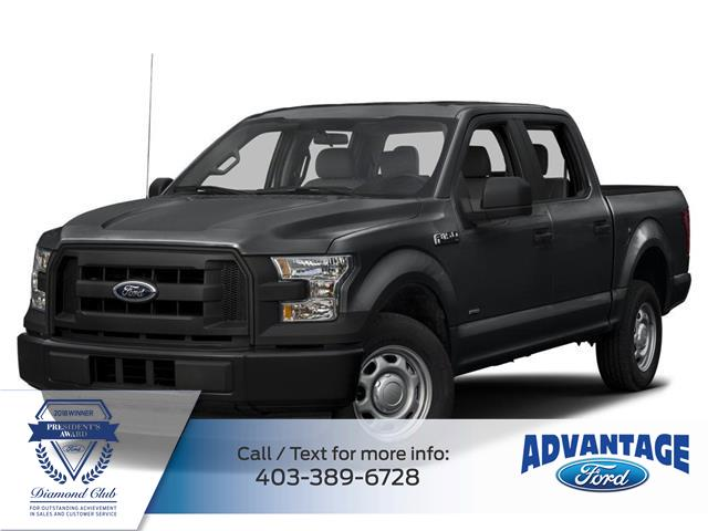 2017 Ford F-150 XLT (Stk: M-824A) in Calgary - Image 1 of 10