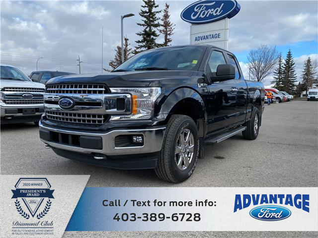 2018 Ford F-150 XLT (Stk: T23724) in Calgary - Image 1 of 21