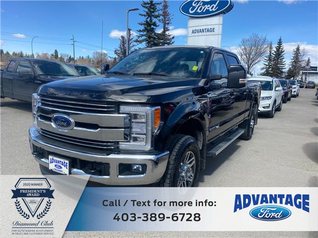 2019 Ford F-350 Lariat (Stk: M-351A) in Calgary - Image 1 of 19