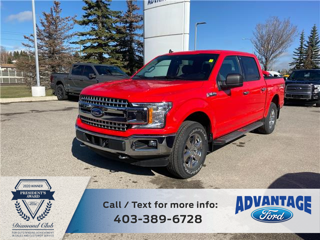 2020 Ford F-150 XLT (Stk: M-499A) in Calgary - Image 1 of 18