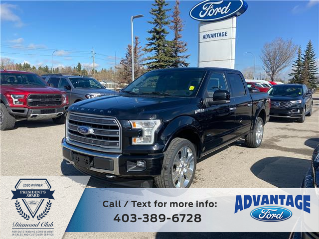 2017 Ford F-150 Limited (Stk: 23787) in Calgary - Image 1 of 19