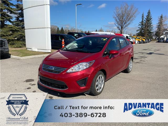 2011 Ford Fiesta SE (Stk: M-368B) in Calgary - Image 1 of 18