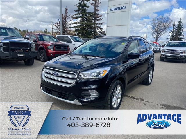 2019 Ford Escape SEL (Stk: M-256A) in Calgary - Image 1 of 19