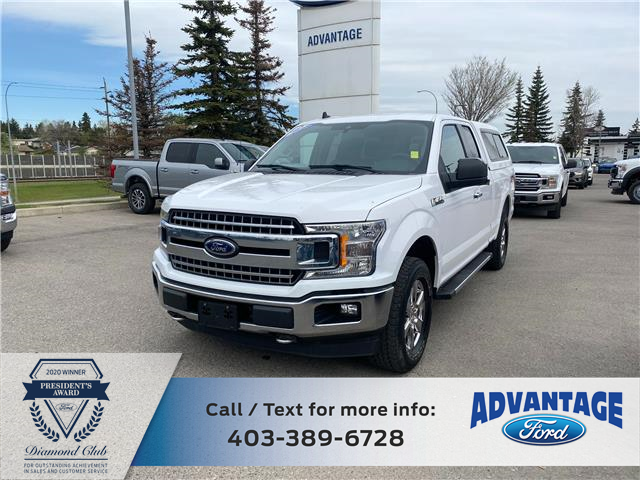 2019 Ford F-150 XLT (Stk: M-710AA) in Calgary - Image 1 of 16